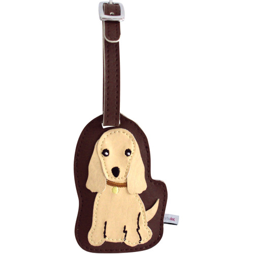 Cocker Spaniel Luggage Tag