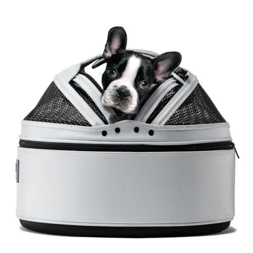 Sleepypod Mobile Pet Bed    Arctic White