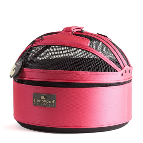 Sleepypod Mobile Pet Bed    Blossom Pink   2 Sizes