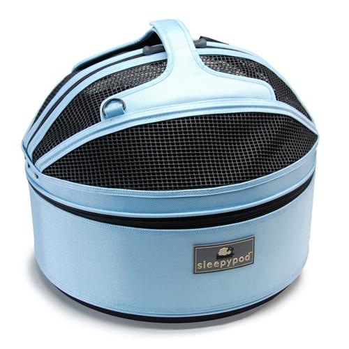 Sleepypod Mobile Pet Bed    Sky Blue   2 Sizes