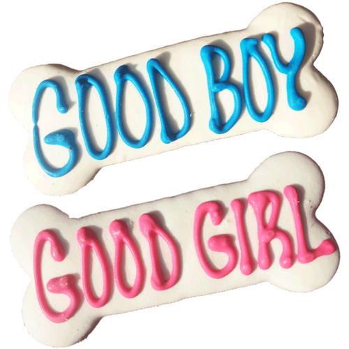 Good Girl or Boy Dog Bone