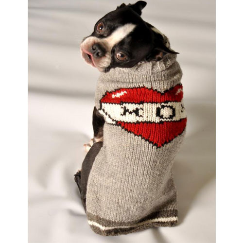Mom Tattoo Dog Sweater