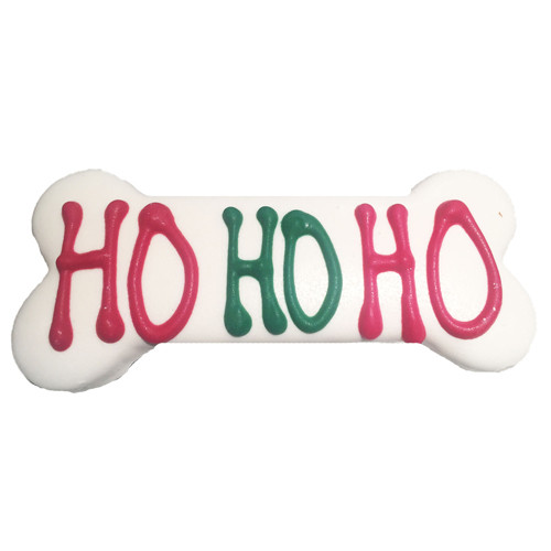 HoHoHo Dog Bone