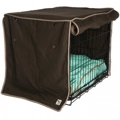 Landslide Dog Crate Cover  | 4 Sizes