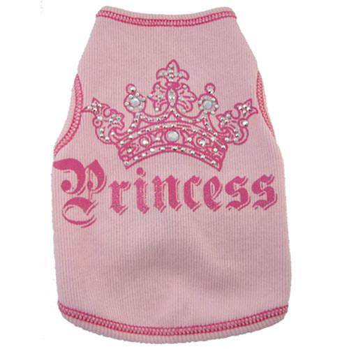 Princess Crown Dog Tank Top