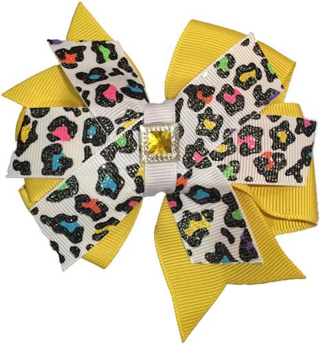 Pinwheel Collar Bud | Sunshine