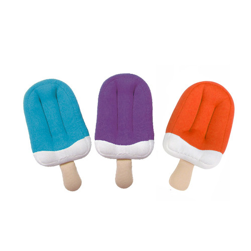 Freezable Popsicle Dog Toys