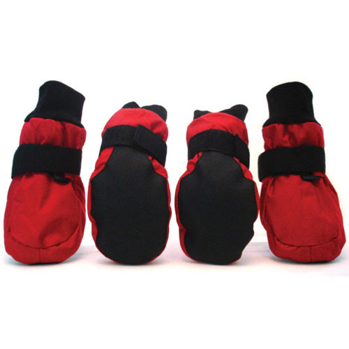 Soft Paw Protectors | Red