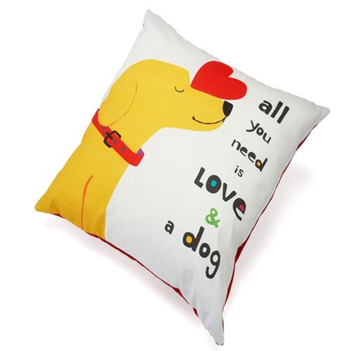 All You Need is Love & A Dog Pillow