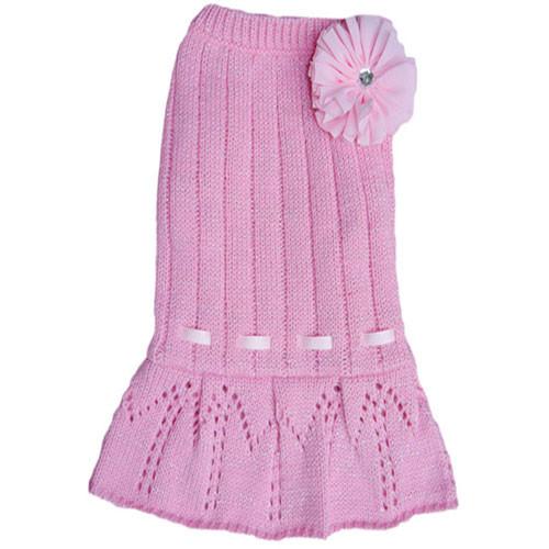 Cassidy Dog Sweater Dress