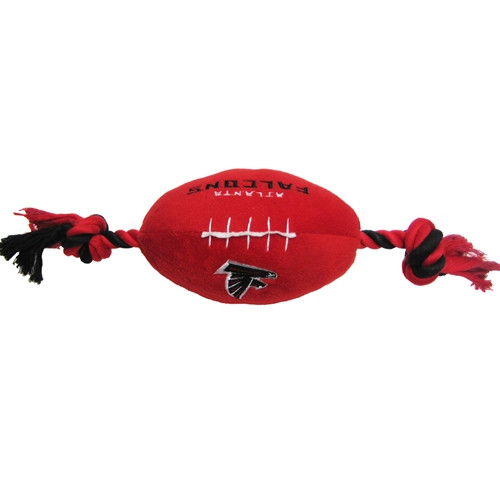 Atlanta Falcons Plush Dog Toy