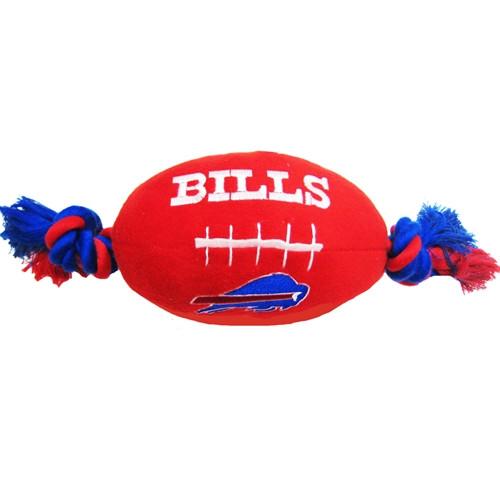 Buffalo Bills Plush Dog Toy