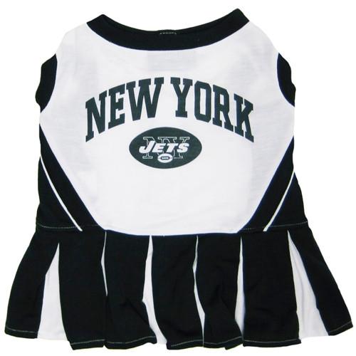 New York Jets Dog Cheerleader Dress