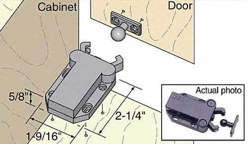 earthquake proof kitchen cabinets seismic resistant cabinet door push latch 4 latch minimum 15108