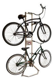 Gear Up Platinum 2 Bike Free Standing Storage Rack