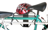 Gear Up 2 Bike Horizontal Wall Mount Storage Rack