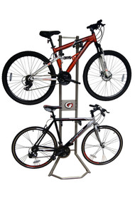 Gear Up Platinum Gravity 2 Bike Standing Storage Rack