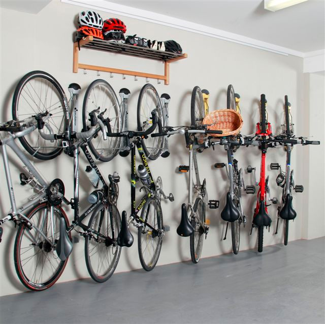 Steady Rack Bike Storage Rack. Larger / More Photos