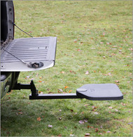 Portable Pet Twistep hitch step for trucks