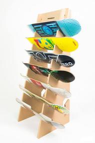 Pro Board Racks Pro Skateboard Storage Rack