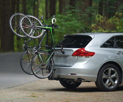 Softride Hang 2 vertical hitch bike rack