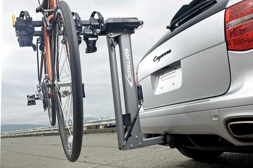 SoftRide Hydraulic Assist Dura hitch bike rack