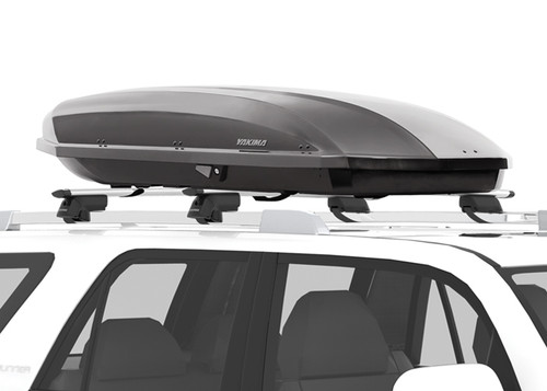 Yakima Showcase 15 Cargo Box (Quicksilver)