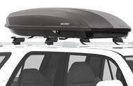 Yakima Showcase 20 Cargo Box (Quicksilver)