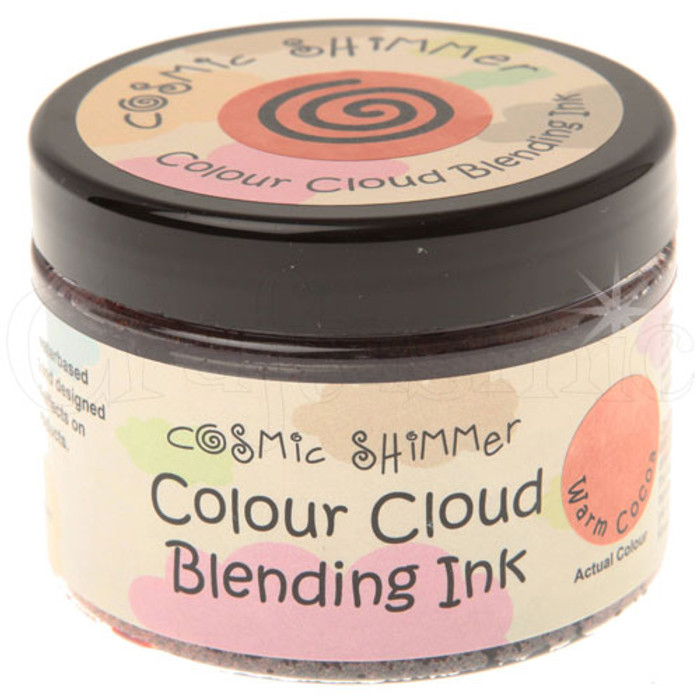 Cosmic Shimmer Colour Cloud Blending Ink Warm Cocoa