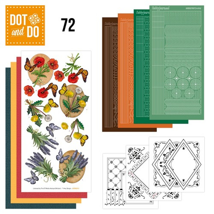 Dot and Do Kit #72 - Wild Flowers