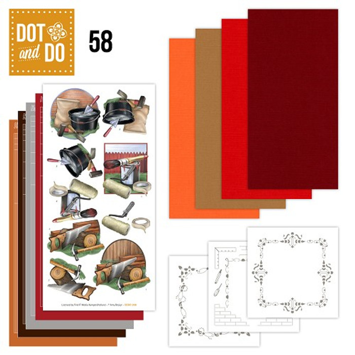 Dot and Do Kit #58 - Occupations