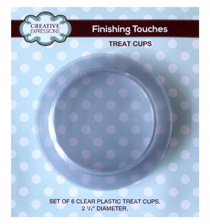 Sue Wilson Finishing Touches Treat Cups - Set of 6  CETREAT