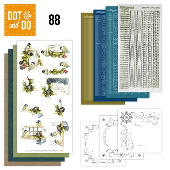 Dot and Do Kit #88 - Christmas
