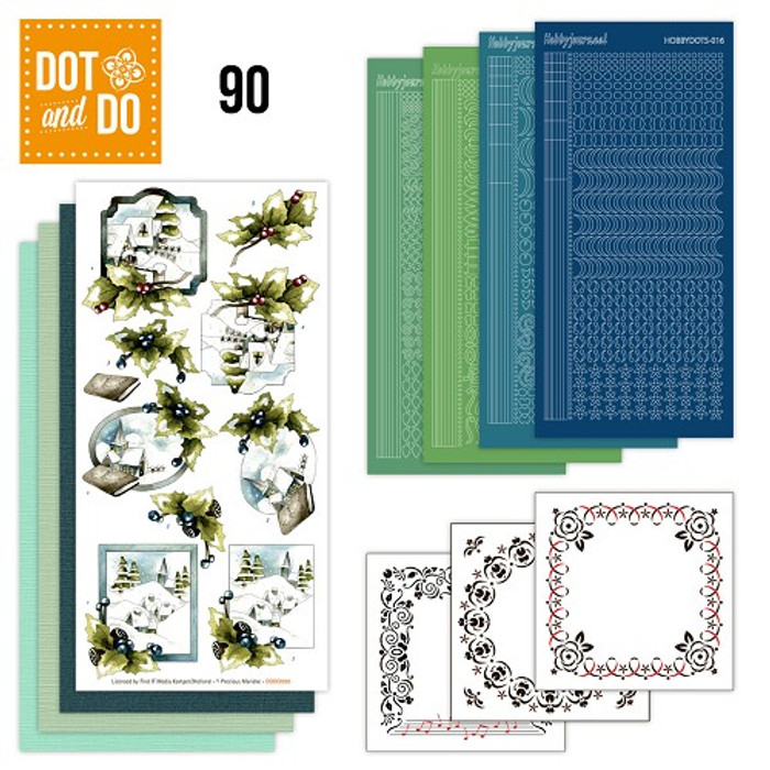 Dot and Do Kit #90 - Landscapes