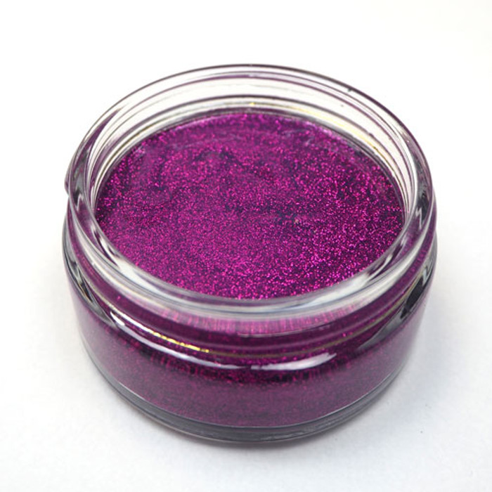 Cosmic Shimmer Glitter Kiss - ANTIQUE ROSE