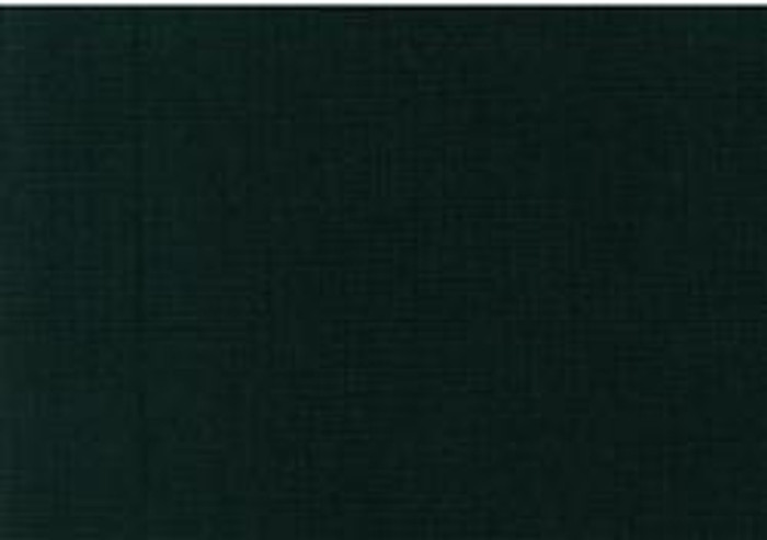 140 Square Card 300gsm - LINEN Black - Pk 20