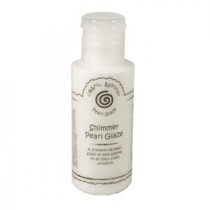 Cosmic Shimmer PEARL Finish Glaze 50ml