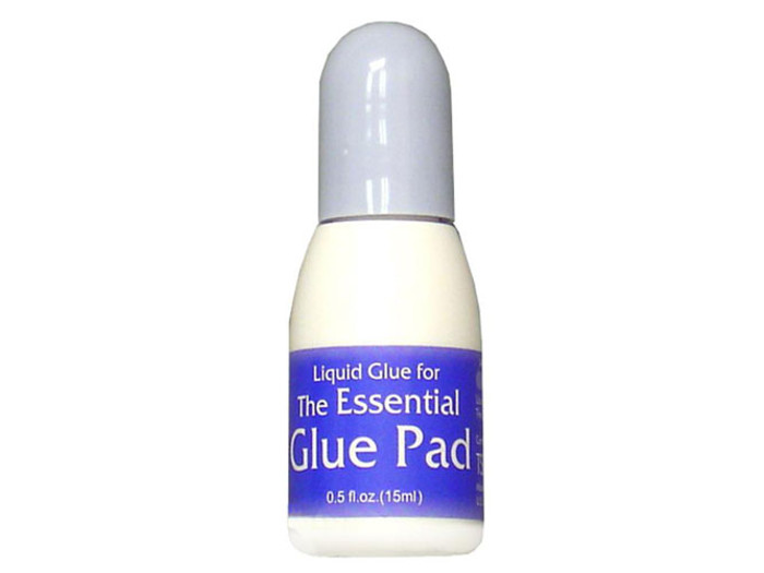 Tsukineko Essential Glue Pad Refill 15ml (0.5oz)