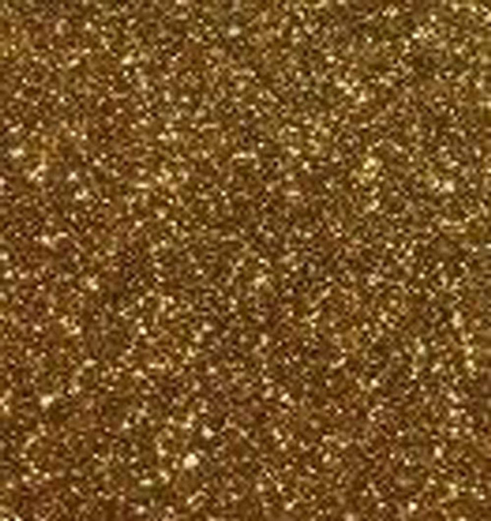 Glitter Card A4  Approx. 480gsm - RICH GOLD 4 Pk