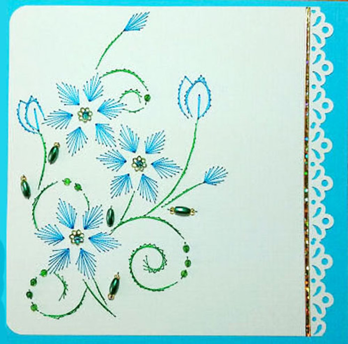 Emelie's Design Card Stitching e-Pattern ED186