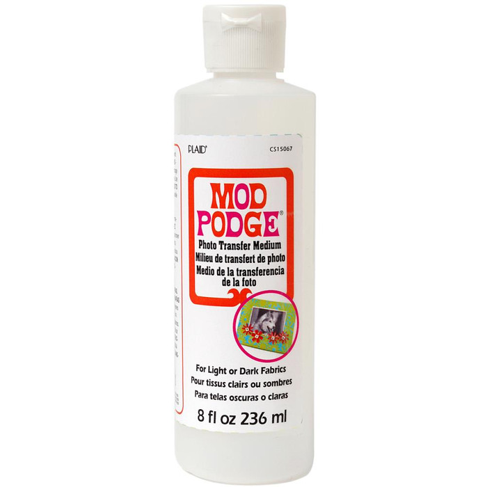 Mod Podge - Photo Transfer Medium 225ml (8oz) CS15067