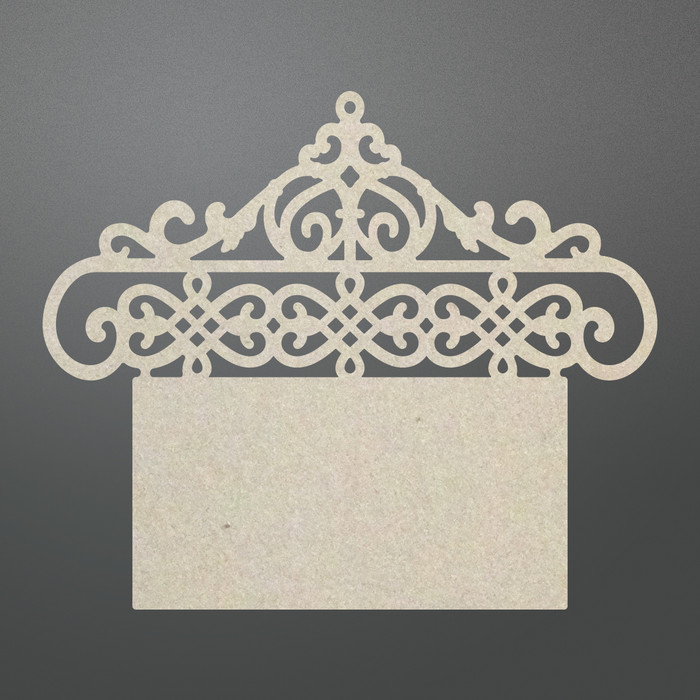 Couture Creations Chipboard  -Seasonal Signage CO725709