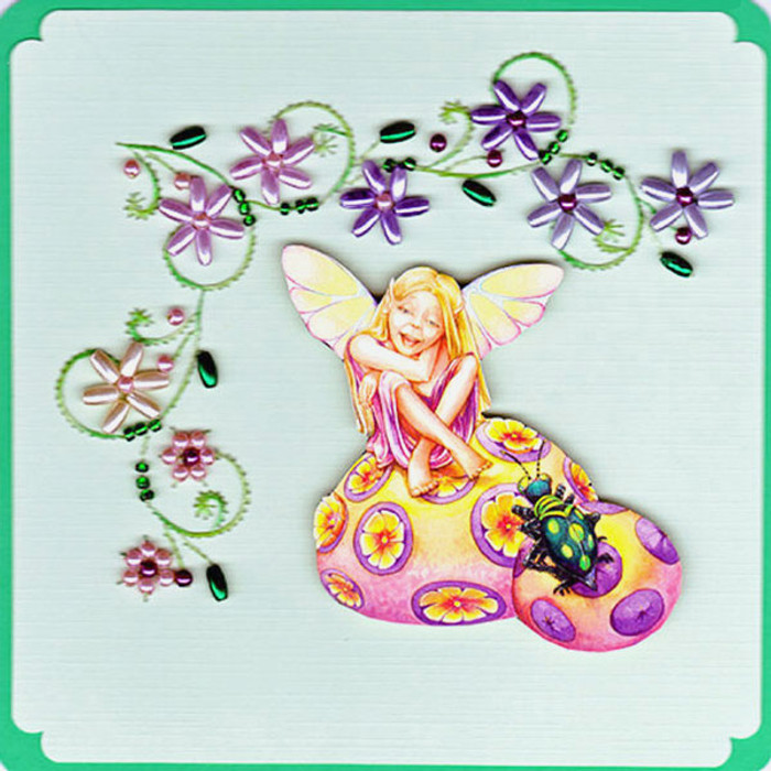 Emelie's Design Card Stitching e-Pattern - ED008e