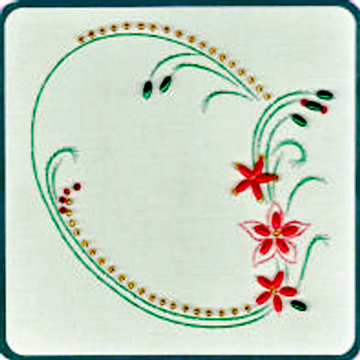 Emelie's Design Card Stitching e-Pattern - ED019e
