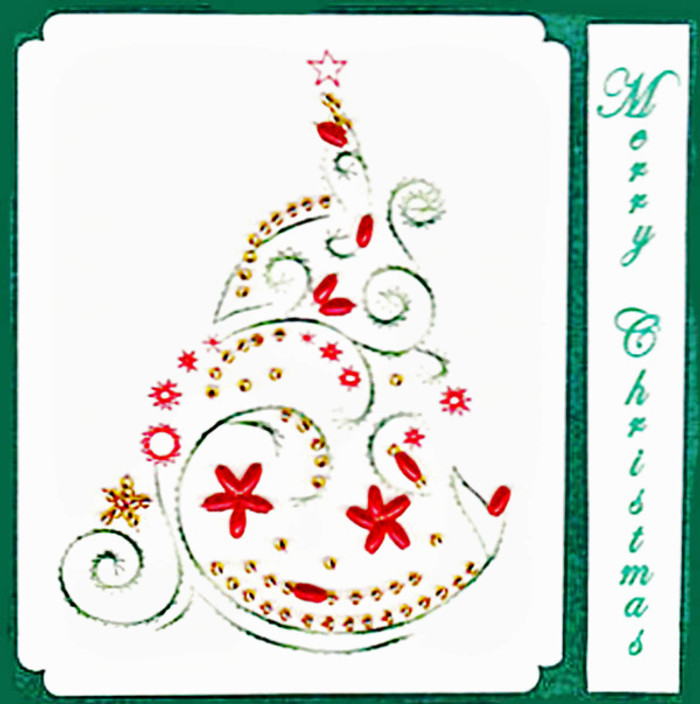 Emelie's Design Card Stitching e-Pattern - ED020e