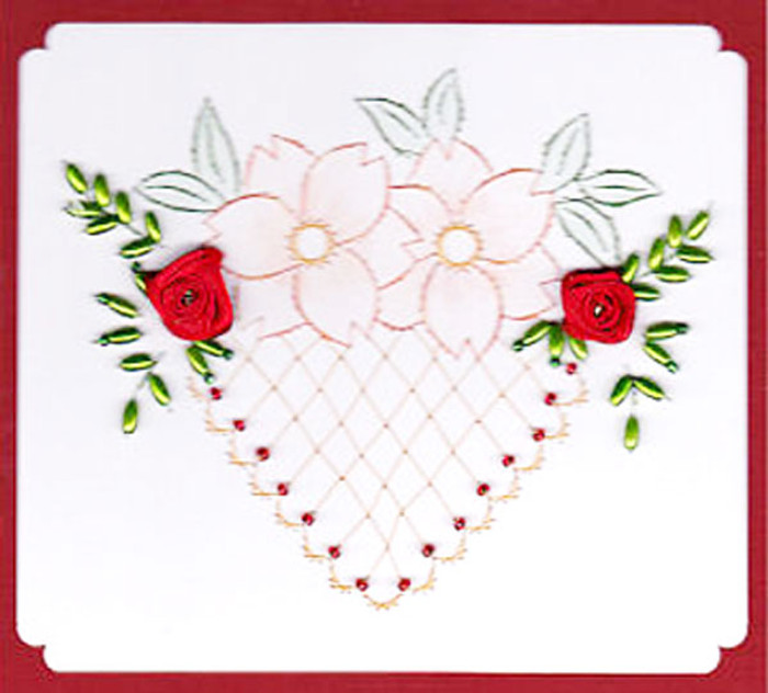 Emelie's Design Card Stitching e-Pattern - ED034e