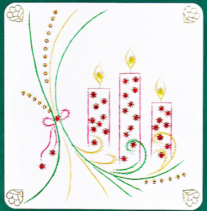 Emelie's Design Card Stitching e-Pattern - ED072e