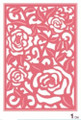 Sue Wilson Italian Collection Background Die CED1501 - 15% Off Pre-Order