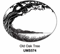 Sue Wilson Stamps To Die For - OLD OAK TREE UMS574 - 10% Off FREE POSTAGE Pre-Order