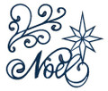 Sue Wilson - The Festive Collection - Noel Star Die CED3033 - Pre-Order 15% Off